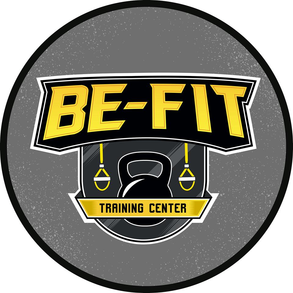 Be-Fit.gr Λογότυπο